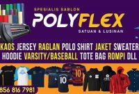 sablon satuan sablon polyflex